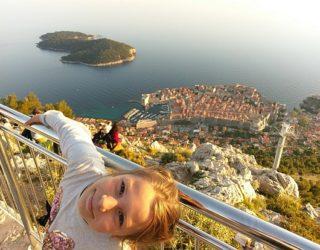 Dubrovnik luchtfoto