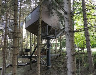 boomhut Plitvice National Park