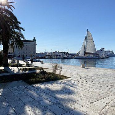 Split boulevard