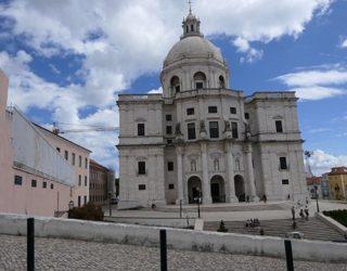 Bekende kerk Lissabon