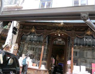 antiek winkel Lissabon
