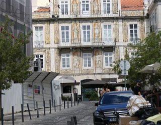 Straten van Lissabon