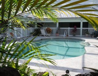 Everglades hotel: zwembad