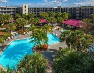 Hotel Orlando: zwembad