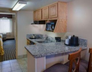 Hotel Orlando: keuken