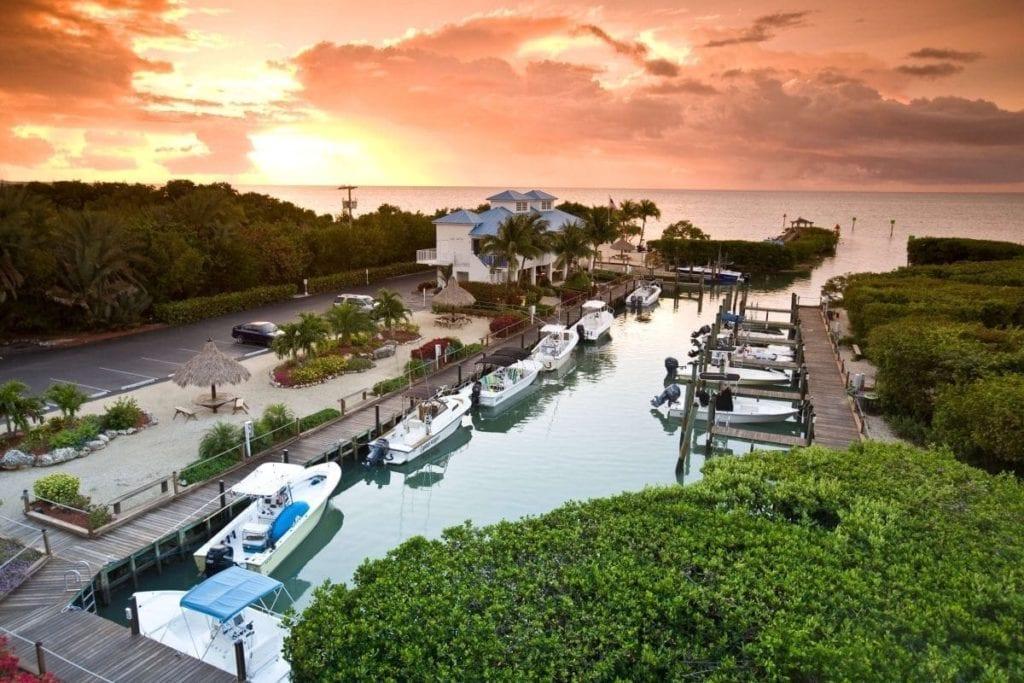 hotel op Key Largo