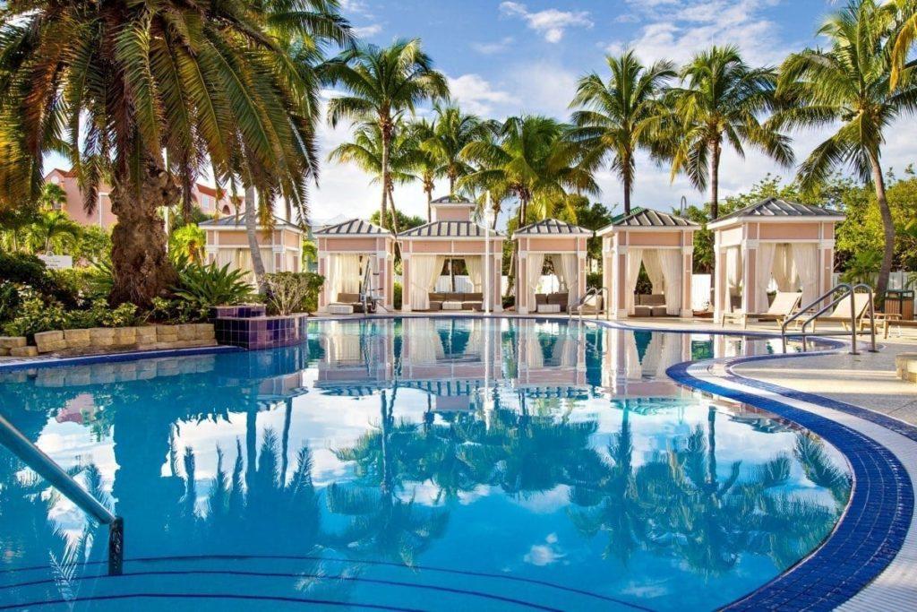 Hotel in Key West zwembad