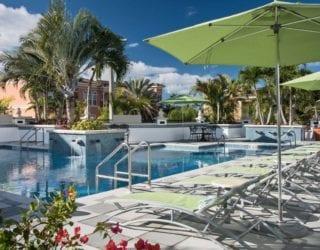 Hotel Naples: zwembad