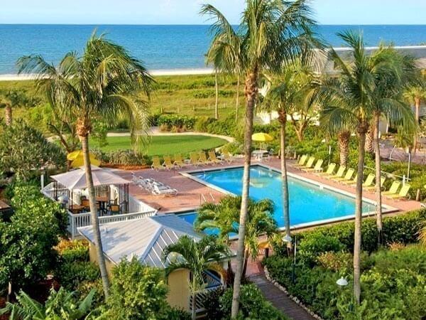 Sanibel/Fort Meyers hotel: zwembad