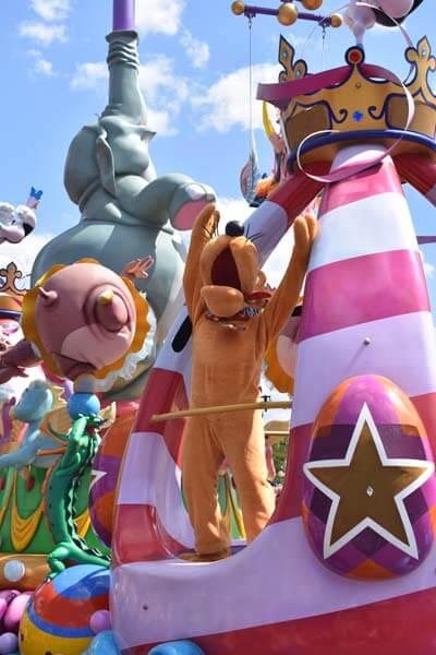 Sprookjes in Disney World