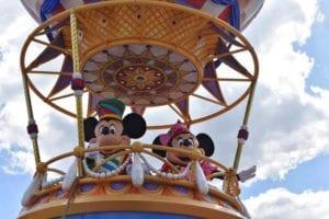 DisneyWorld in Orlando met kinderen