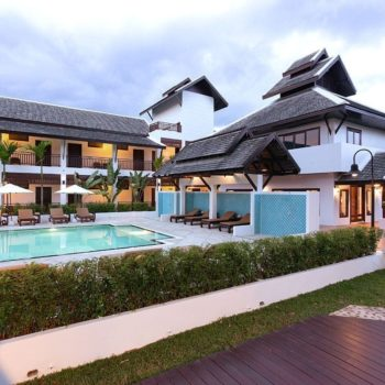 hotel Chiang Mai: zwembad