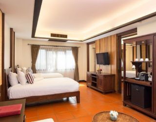 hotel Chiang Mai: kamer