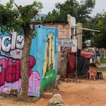 De stad Soweto