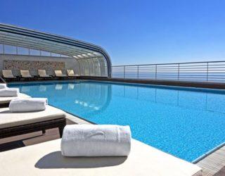 buitenzwembad hotel Sesimbra