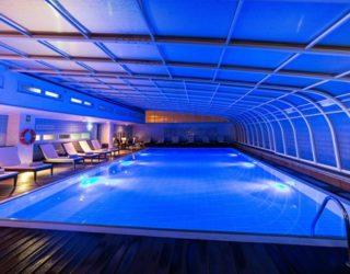 binnenzwembad hotel Sesimbra