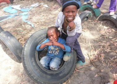 de Xhosa-bevolking