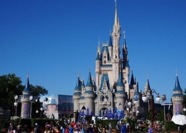Beleef sprookjes in Disney World