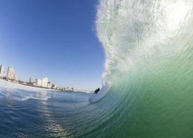 Chillen of surfen aan zee in Durban