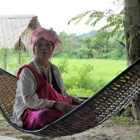 lokale bevolking Thailand
