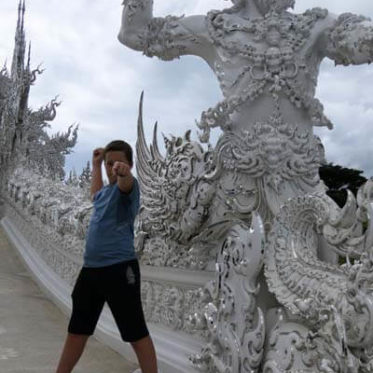 standbeeld in Thailand