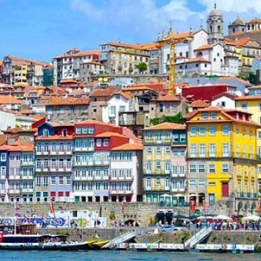 Portugal met kinderen