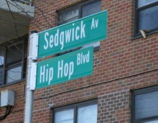 met echte hip hop dansers door New York