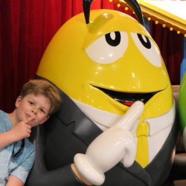 Feesten in Las Vegas met kinderen