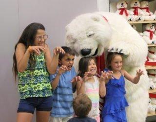 Las Vegas met kinderen