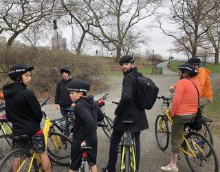 Ga op stap met de fiets door Central Park