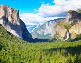 Yosemite National Park met kinderen