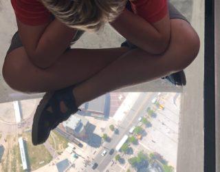 Bezoek de hoogste toren van Amerika in Toronto