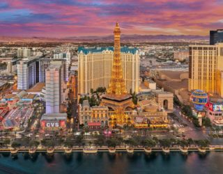 Eiffeltoren in Las Vegas: hotel