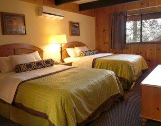 Yosemite National Park hotel: kamer