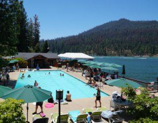 Yosemite National Park hotel: zwembad