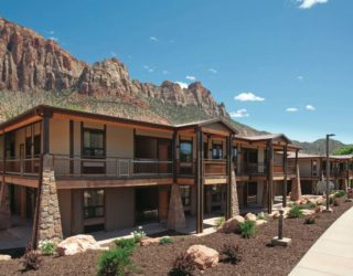 Lodge Zion National Park