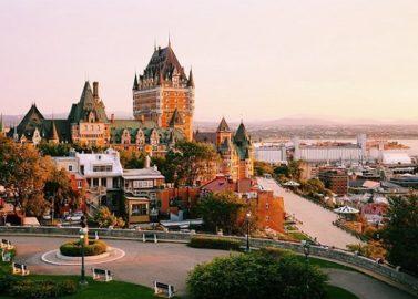 Kuieren door het gezellige Québec