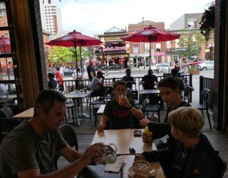Ottawa Canada lekker eten