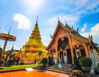 betoverende tempels in Thailand bezoeken met kinderen