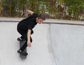 Leuk gaan skaten
