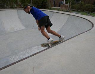 Echte skatepark