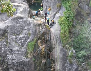 familie-canyoning