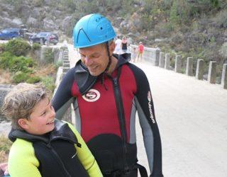 canyons met kinderen