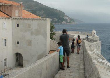Waan je een ridder in Dubrovnik