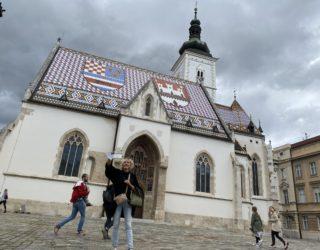 Zagreb bezoeken met kinderen